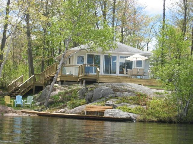 construire une maison pour votre famille cottages muskoka